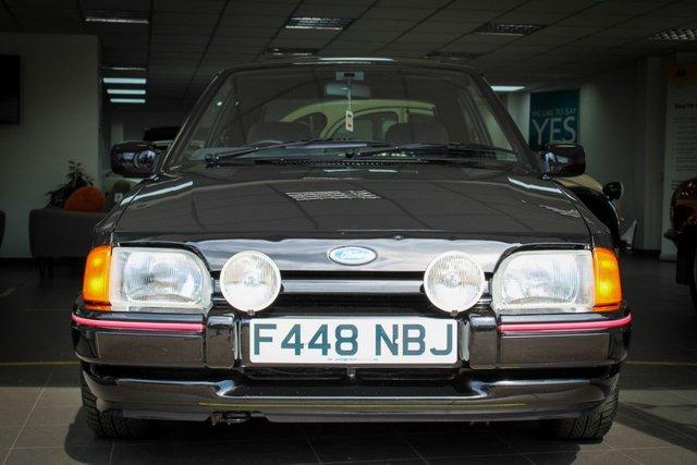 1988 F FORD ESCORT 1.6 XR3I 3d 105 BHP