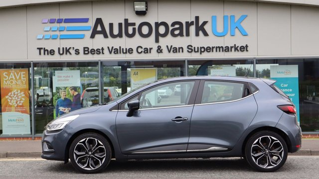 USED 2017 17 RENAULT CLIO 1.5 DYNAMIQUE S NAV DCI 5d 109 BHP LOW DEPOSIT OR NO DEPOSIT FINANCE AVAILABLE