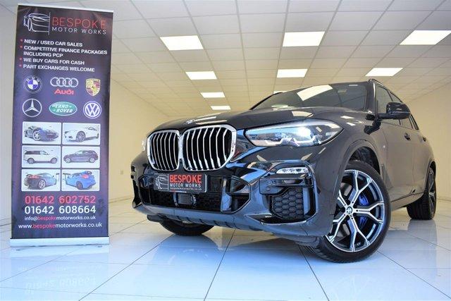 2019 19 BMW X5 XDRIVE30D M SPORT 5 DOOR