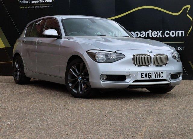 2011 61 BMW 1 SERIES 1.6 118I AUTOMATIC 53,000 MILES FULL BMW HISTORY URBAN 5d 168 BHP