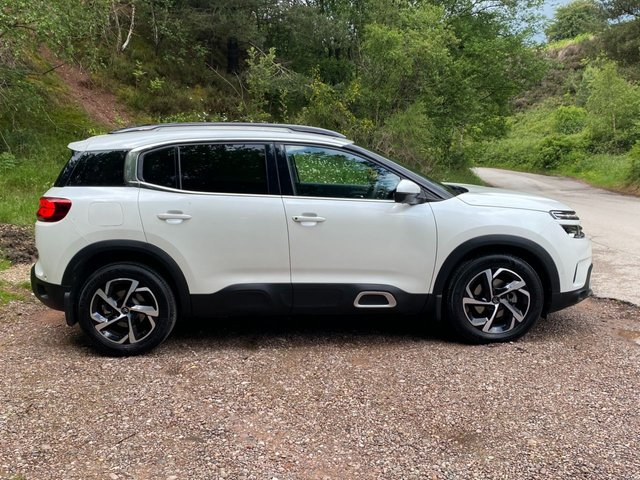 USED 2019 CITROEN C5 AIRCROSS 1.5 BLUEHDI FLAIR S/S EAT8 5d 129 BHP