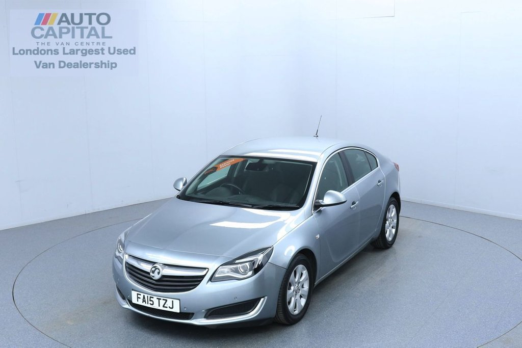 USED 2015 15 VAUXHALL INSIGNIA 2.0 SE CDTI ECOFLEX 138 BHP Air Con Fully Sanitised Service | Air Con | F-R Parking sensors