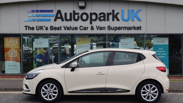 USED 2017 17 RENAULT CLIO 0.9 DYNAMIQUE NAV TCE ECO 5d 89 BHP LOW DEPOSIT OR NO DEPOSIT FINANCE AVAILABLE