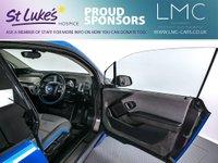 USED 2017 17 BMW I3 0.6 I3 RANGE EXTENDER 5d AUTO 168 BHP FSH-BLUETOOTH-NAV-A/C