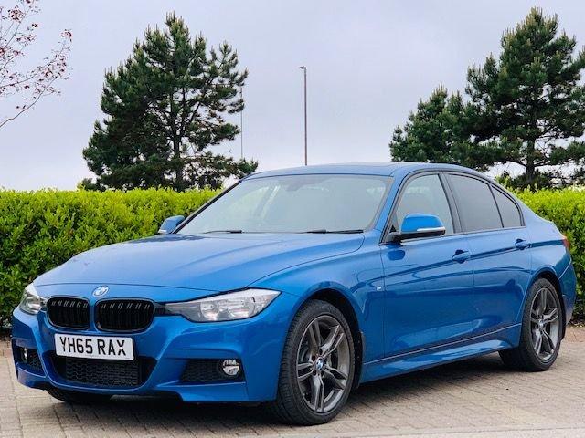 USED 2015 K BMW 3 SERIES 3.0 335D XDRIVE M SPORT 4d 308 BHP