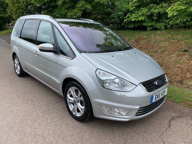 USED 2011 11 FORD GALAXY 1.6 TITANIUM X TDCI 5d 115 BHP **FULL SERVICE HISTORY**SUPER FAMILY CAR**WITH LOTS OF SPEC**