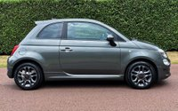 USED 2017 17 FIAT 500 1.2 8V S (s/s) 3dr LOW MILES+FSH+TOUCH-SCREEN+