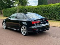 USED 2019 19 AUDI A3 2.5 TFSI S Tronic quattro (s/s) 4dr 1OWNER /LOW MILES /  SAT NAV/