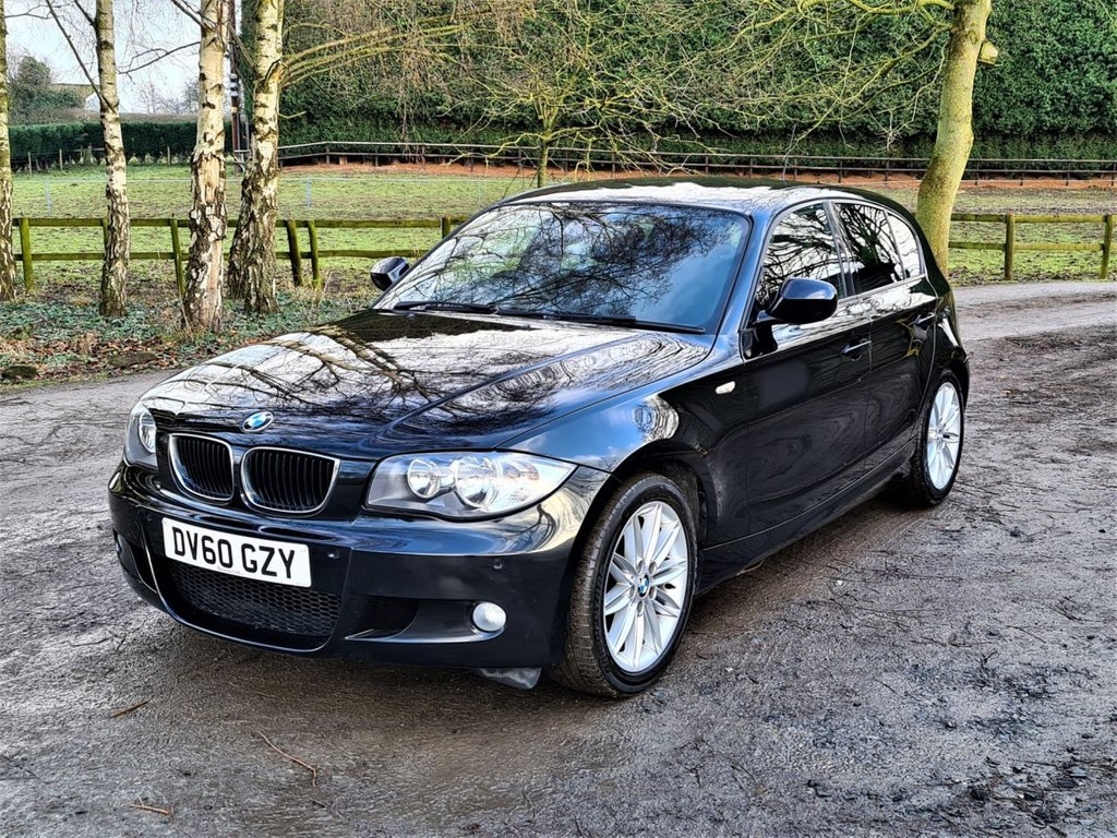 USED 2010 60 BMW 1 SERIES 2.0 116I M SPORT 5d 121 BHP +++DELIVERY AVAILABLE+++