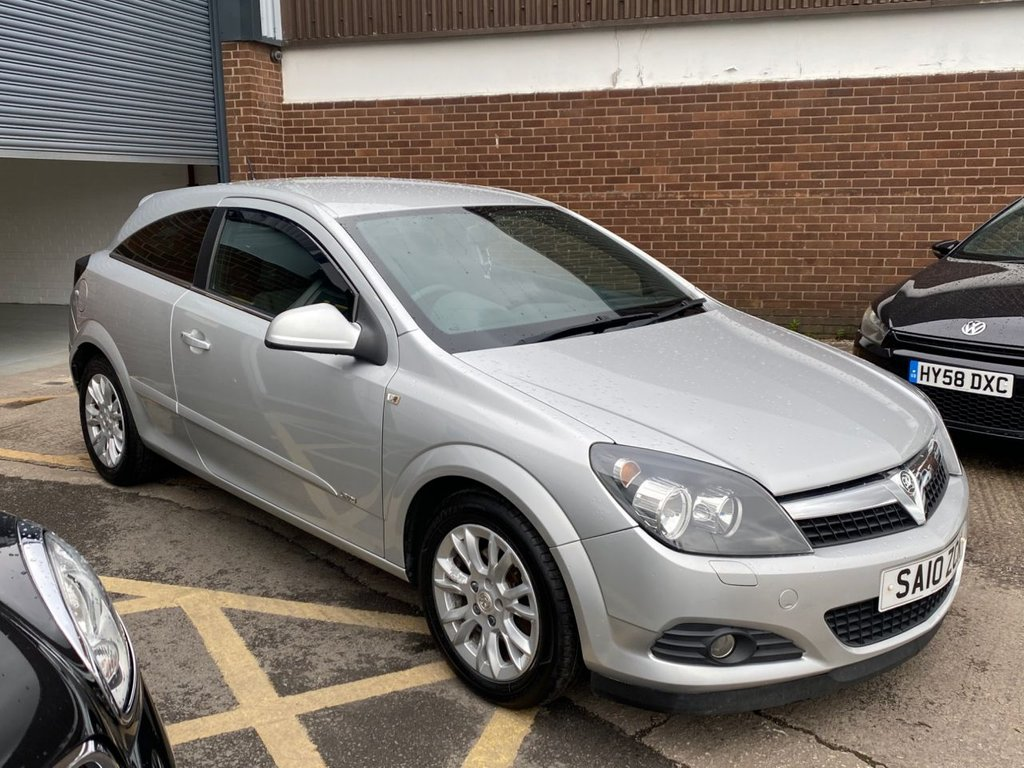 USED 2010 10 VAUXHALL ASTRA 1.4 SRI 3d 88 BHP Low Insurance Model, Full Service History, New Timing Chain just fitted