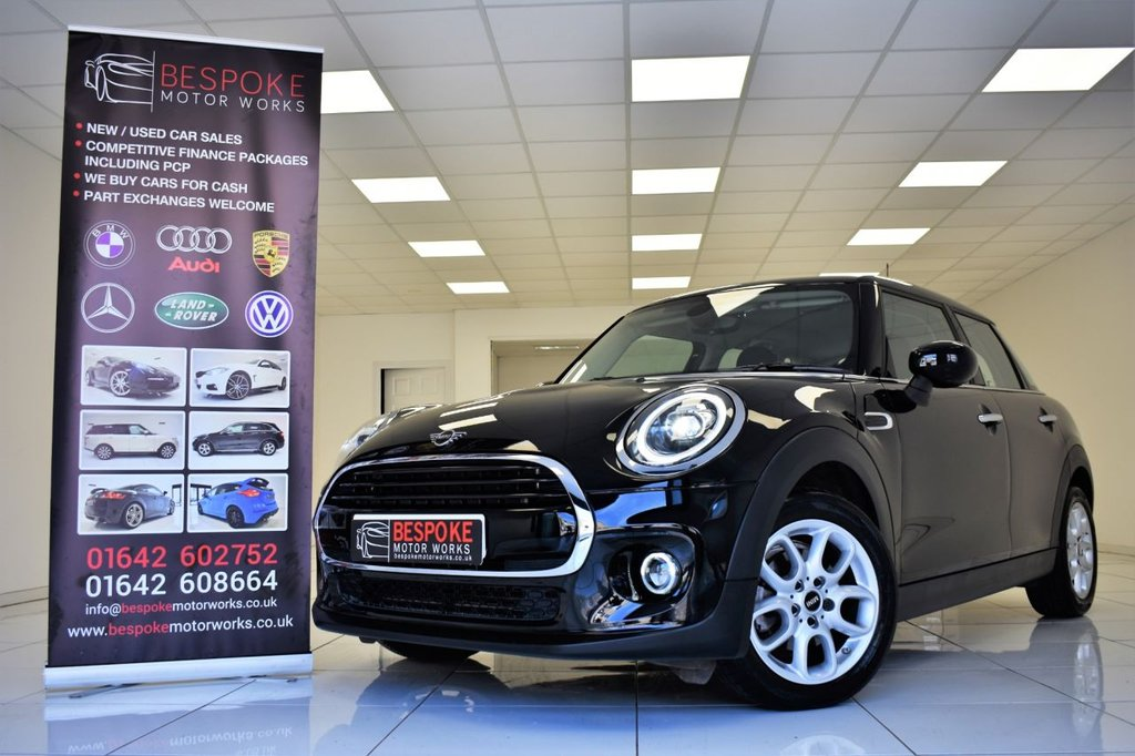 USED 2019 69 MINI HATCH COOPER 1.5 COOPER CLASSIC 5 DOOR