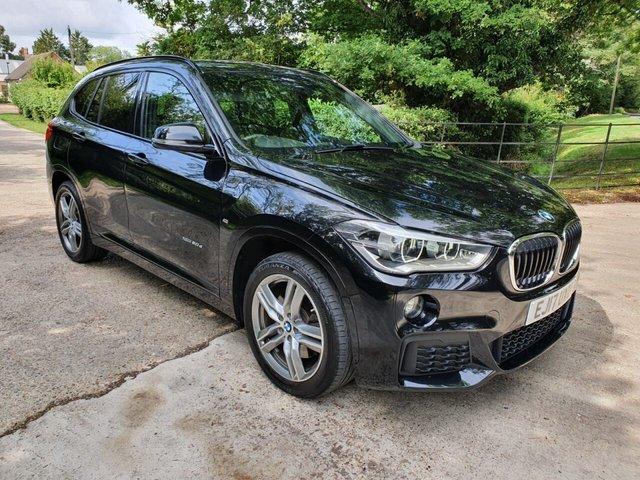 2017 17 BMW X1 2.0 XDRIVE20D M SPORT 5d 188 BHP
