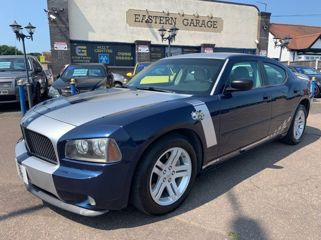 USED 2006 06 DODGE CHARGER 5.7 Hemi Automatic