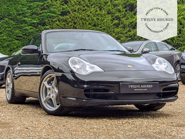 USED 2001 51 PORSCHE 911 3.6 CARRERA 4 COUPE 996 MANUAL 320BHP (APPLE CARPLAY & FREE DELIVERY)