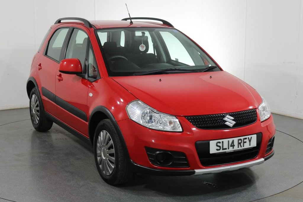 USED 2014 14 SUZUKI SX4 1.6 SZ3 5d 120 BHP 2 OWNERS with 5 Stamp SERVICE HISTORY