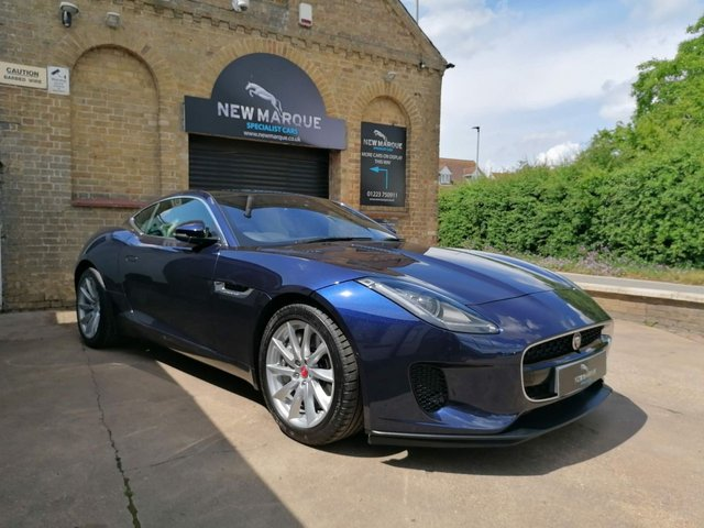 2018 18 JAGUAR F-TYPE 3.0 V6 2d 336 BHP R - Dynamic