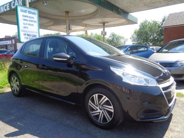 USED 2015 65 PEUGEOT 208 1.0 ACCESS A/C 5d 68 BHP FULL SERVICE HISTORY