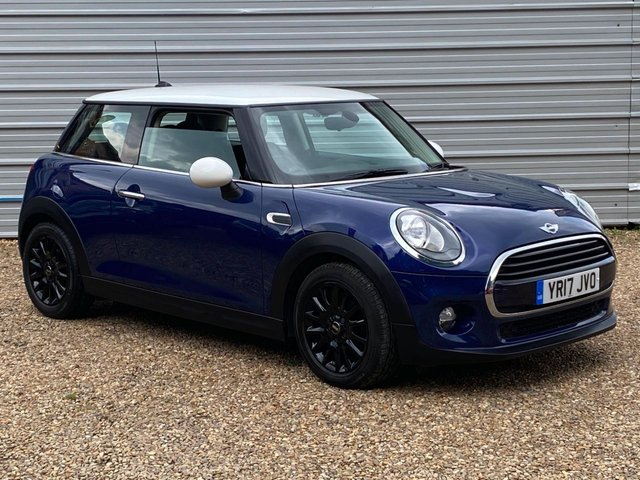 USED 2017 17 MINI HATCH COOPER 1.5 COOPER D 3d 114 BHP Chili Pack Media XL Media XL plus Chili Pack with only 1 owner and Min Service History
