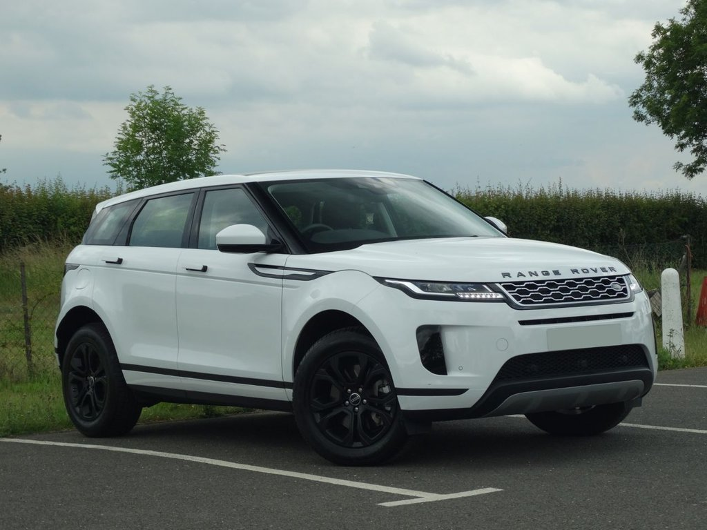 USED 2019 19 LAND ROVER RANGE ROVER EVOQUE 2.0 D180 S 5Dr Auto