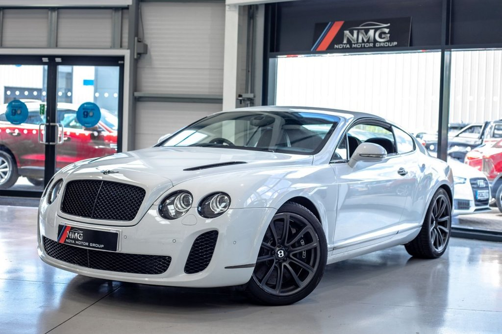 USED 2011 BENTLEY CONTINENTAL 6.0 SUPERSPORTS 2d 720 BHP ***FREE DELIVERY NATIONWIDE***
