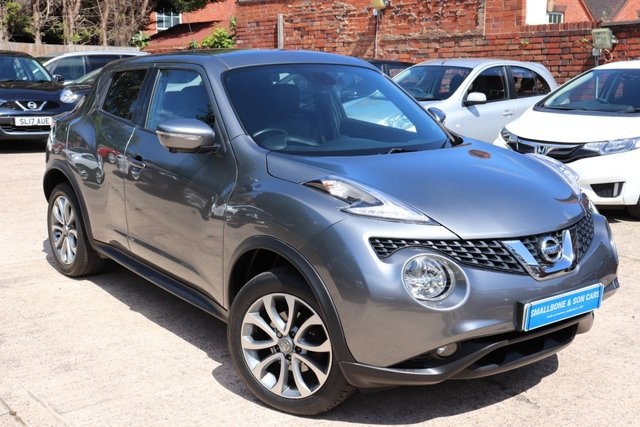 USED 2016 16 NISSAN JUKE 1.2 TEKNA DIG-T 5d 115 BHP * BUY ONLINE * CONTACTLESS PURCHASE AVAILABLE *