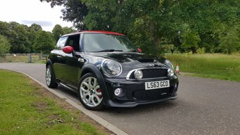 2014 MINI HATCH JOHN COOPER WORKS