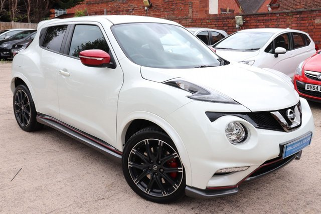 USED 2016 16 NISSAN JUKE 1.6 NISMO RS DIG-T 5d 215 BHP * BUY ONLINE * CONTACTLESS PURCHASE AVAILABLE *