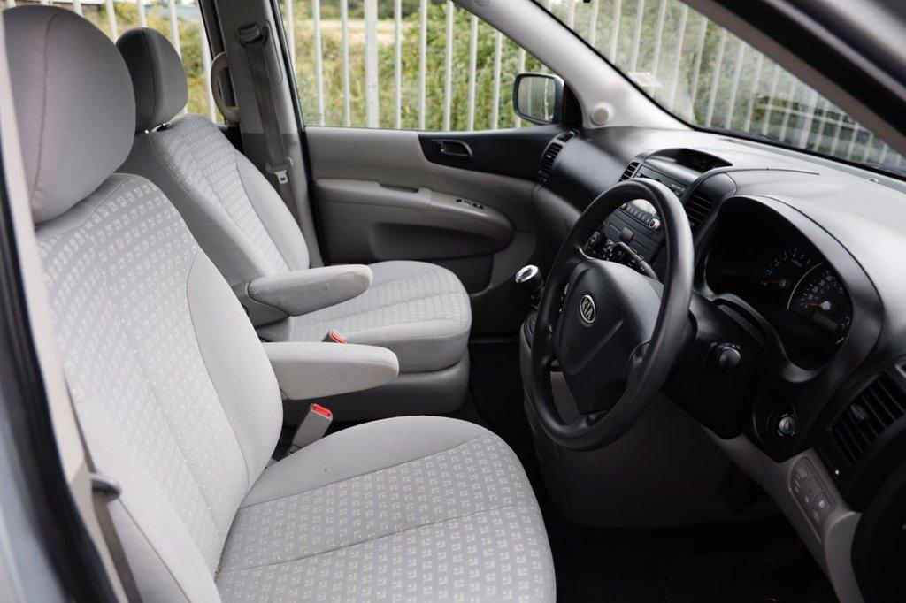 USED 2011 61 KIA SEDONA 2.2 1 CRDI 5d 192 BHP