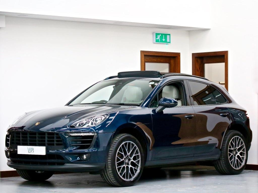 USED 2018 18 PORSCHE MACAN 2.0T PDK 4WD (s/s) 5dr PANORAMIC ROOF +REVERSE CAMERA