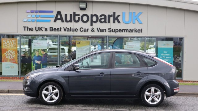 USED 2010 10 FORD FOCUS 1.6 ZETEC 5d 100 BHP LOW DEPOSIT OR NO DEPOSIT FINANCE AVAILABLE