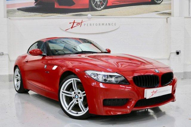 2012 BMW Z4 2.5 Z4 SDRIVE23I M SPORT ROADSTER 2d 201 BHP
