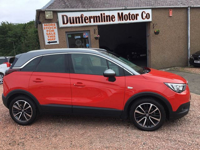 USED 2019 68 VAUXHALL CROSSLAND X 1.2 ELITE 5d 80 BHP ++ONLY 7000 MILES FROM NEW++