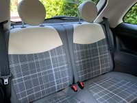 USED 2016 16 FIAT 500 1.3 MultiJet Lounge (s/s) 3dr £0TAX+FSH+PANROOF+REAR SENSORS