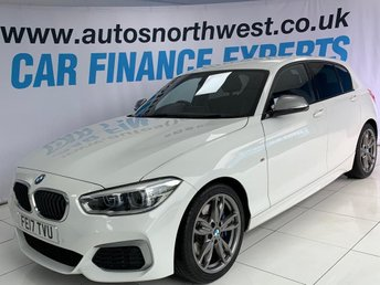 2017 BMW 1 SERIES 3.0 M140I 5d 335 BHP £19000.00