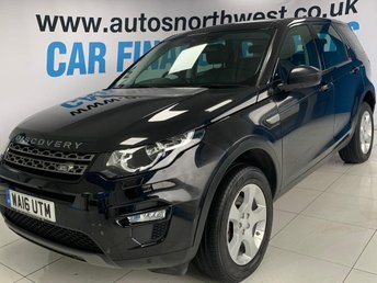2016 LAND ROVER DISCOVERY SPORT 2.0 TD4 SE TECH 5d 150 BHP £18000.00