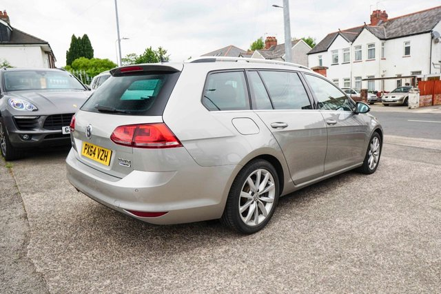 VOLKSWAGEN GOLF at Tim Hayward Car Sales