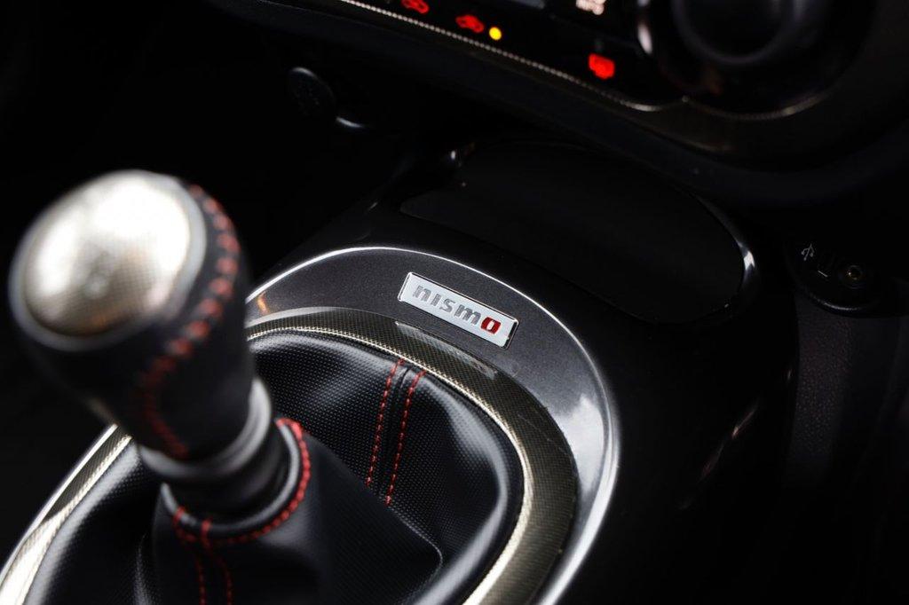 USED 2015 65 NISSAN JUKE 1.6 NISMO RS DIG-T 5d 215 BHP