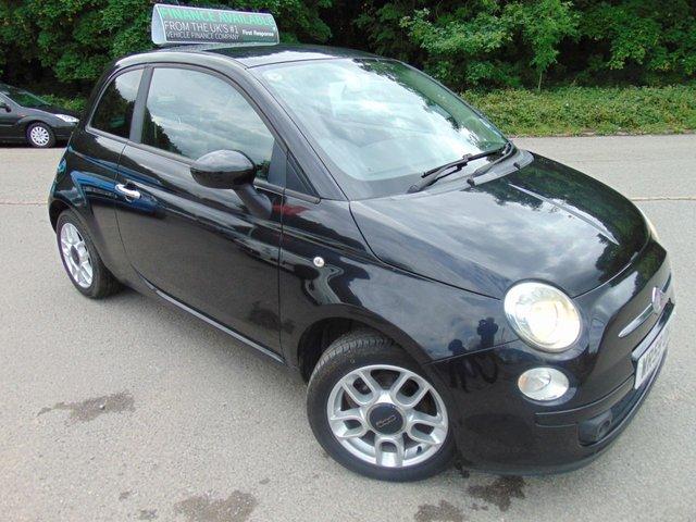2009 59 FIAT 500 1.2 SPORT 3d 69 BHP