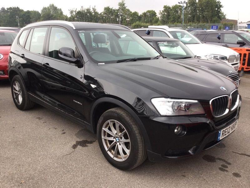 USED 2012 12 BMW X3 2.0 XDRIVE20D SE 5d 181 BHP