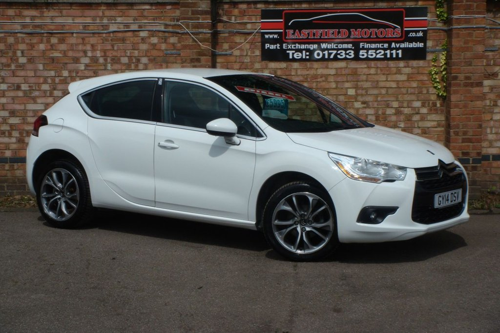 USED 2014 14 CITROEN DS4 1.6 E-HDI AIRDREAM DSTYLE 5d 115 BHP