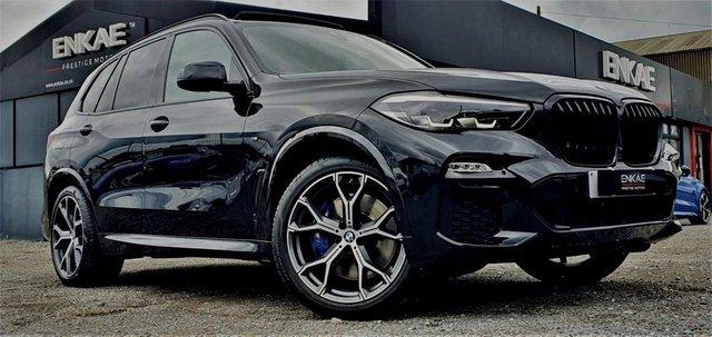 2019 19 BMW X5 3.0 XDRIVE30D M SPORT 5d 261 BHP
