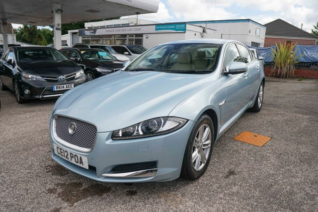 JAGUAR XF at Tim Hayward Car Sales