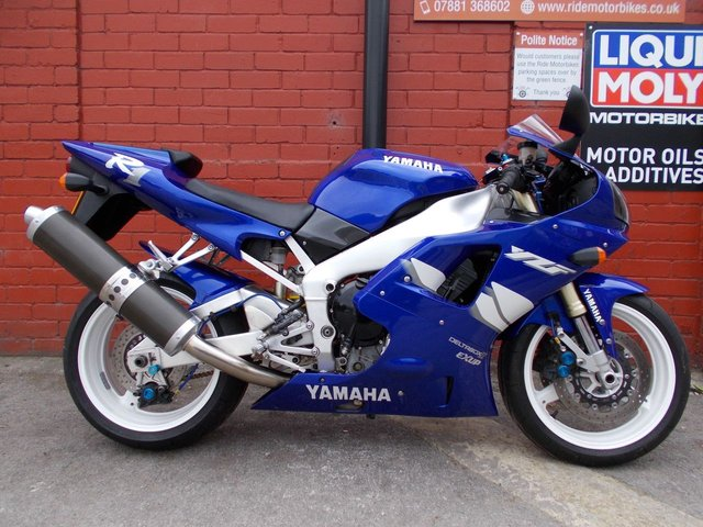 USED 1999 T YAMAHA YZF 998CC YZF R1 * Low Mileage, 3mth Warranty, Finance Available* A Classic 1999 Yamaha R1 In Great Condition.