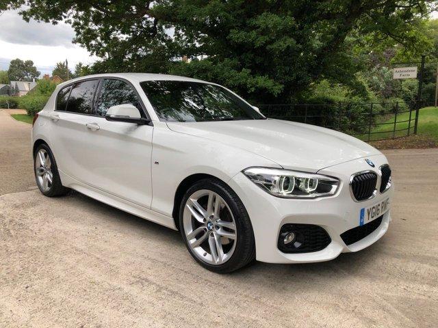 2016 16 BMW 1 SERIES 1.6 120I M SPORT 5d 174 BHP