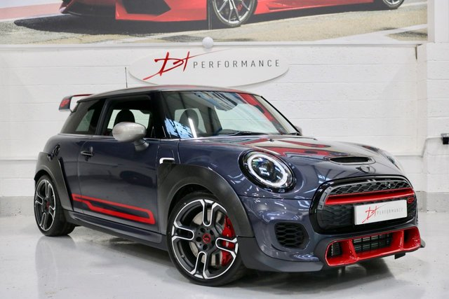 2020 20 MINI HATCH JOHN COOPER WORKS 2.0 JOHN COOPER WORKS GP 3d 302 BHP