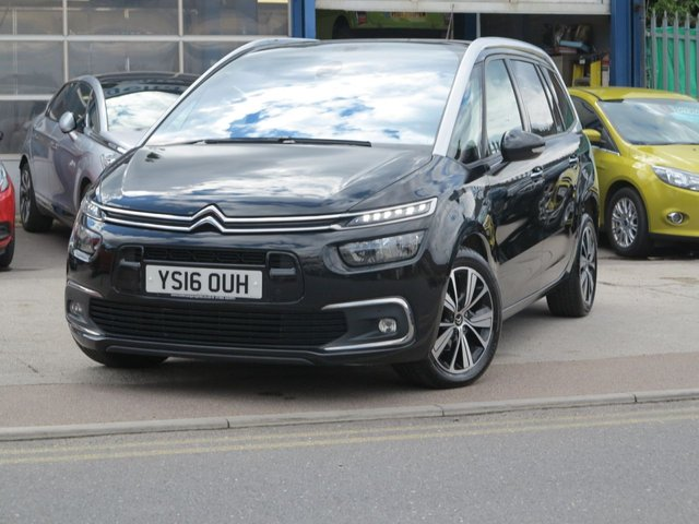USED 2016 16 CITROEN C4 GRAND PICASSO 1.6 BLUEHDI FLAIR S/S EAT6 5d 118 BHP