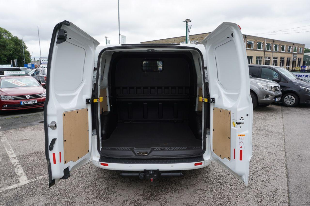 2017 Ford Transit Custom 290 Limited Lr Dcb  U00a317 989