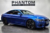 USED 2014 14 BMW 4 SERIES 3.0 430D M SPORT 2d 255 BHP