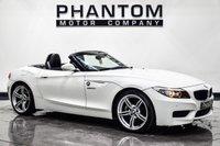 USED 2013 62 BMW Z4 2.0 Z4 SDRIVE28I M SPORT ROADSTER 2d 242 BHP