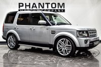 USED 2014 14 LAND ROVER DISCOVERY 3.0 SDV6 HSE 5d 255 BHP